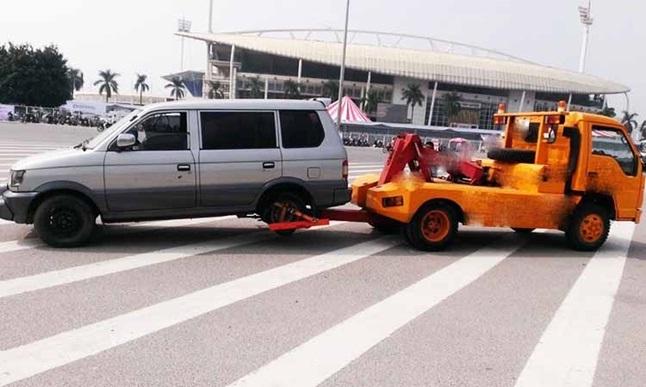 Cứu hộ ô tô Đà Lạt