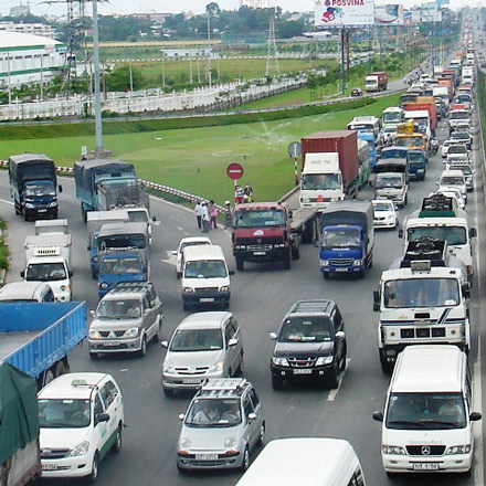 cứu hộ giao thông Đồng Nai