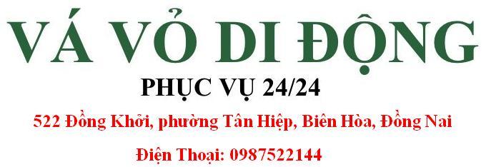 vá xe ô tô lưu động Biên Hòa